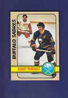Gilbert Perreault HOF 1972-73 TOPPS Hockey #120 (NM) Buffalo Sabres