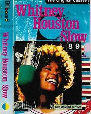 Whitney Houston Whitney Houston Slow CASSETTE ALBUM SOUL POP BALLAD IMPORT