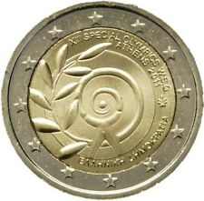 Grecia   2€ 2011 Olimpiadi   FDC