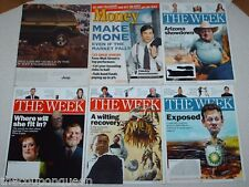 15 Misc Financial/Business & Other Magazines * Time, Wired, Fortune, The Week *