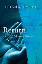 Return: A Palestinian Memoir-ExLibrary