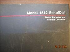Zetron 901 9151 Model 1512 Sentri Dial