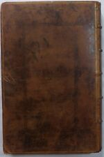 HOMER, The Iliad, 1717,Old Book, First Edition, Vol 3,Alexandre Pope.