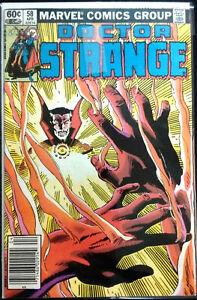 Doctor Strange Vol. 2, #58 VF