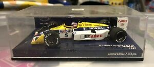 Minichamps 1:43 - 1987 Williams FW11 - #5 - Nigel Mansell - F1