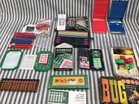 Vintage Games Bundle, House Clearance Vintage Games, Pass The Pigs, Cribbage...
