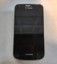 Samsung Galaxy SII Model (SGH-T989) -16GB T-MOBILE - BLACK - CLEAN IMEI
