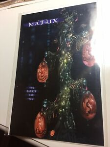 The Matrix #1 Recalled Beautiful!  NM  RARE