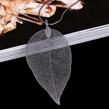 Women Special Leaves Leaf Sweater Pendant Necklace Ladies Long Chain Jewelry Hot