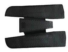 Vespa Floor Mat Foot Rubber Accupressure Type PX LML Star Stella Model ECs