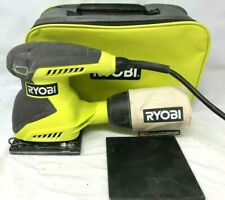 Ryobi S652DGK 1/4 Sheet Finish Sander Kit VGM1