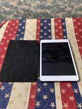 iPad Mini 1 2 3 Slim Magnetic Smart Cover Case w Auto Sleep/Wake For Apple BLUE
