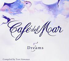 CAFE del mar Dreams 5 CD NUOVO