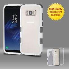 Étuis, housses et coques gris transparent Samsung Galaxy S8 pour téléphone mobile et assistant personnel (PDA)
