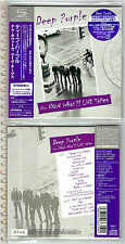 Deep Purple,The Now What?! Live Tapes(Bonus CD,Japanese Mini-Lp Sleeve,2 SHM-CD)