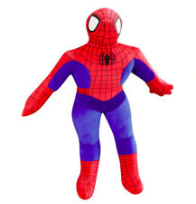 Spiderman Stuffed Animal The Avengers Movie Cartoon Animal Plush Doll Toys 25cm