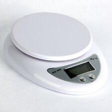 New 5kg 5000g/1g Digital Kitchen Food Postal Scale Electronic Weight Balance KG