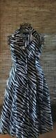 Jones Of New York Signature Size 4 Short Sleeve Dress