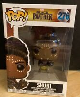 Funko Pop Marvel: Black Panther - Shuri Vinyl Bobble-Head Item No. 23346