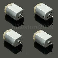 4x 9mm Shaft Car Door Lock Motor Actuator For Mazda Toyota Mabuchi Universal NEW