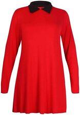 Vestiti da donna rosso taglia 46