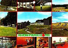 Roth v..d. Rhön, Rhön-Park-Hotel, Ansichtskarte, gelaufen