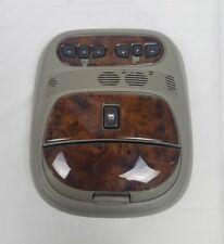 Overhead Sunroof Switch Console Woodgrain Oldsmobile Bravada 2002 2003 2004