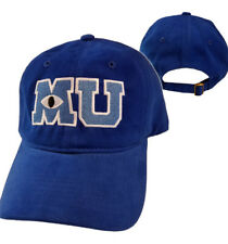 Monsters University MU Hat Disney Sullivan Mike Halloween cosplay adjustable cap