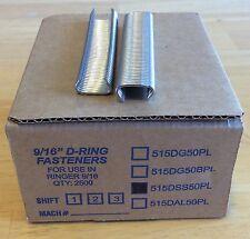 Hog Rings 2500pcs 916 Stainless Steel Blunt Point Rings For Ringer Gun