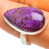 Stichtite 925 Sterling Silver Ring Size 10.25 Ana Co Jewelry R42292F