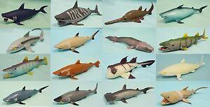 DeAgostini Sharks & Co. Maxxi Edition aussuchen aus alle Figuren oder komplett