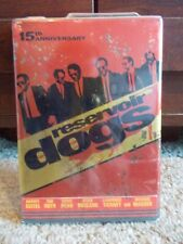 Reservoir Dogs 15th Anniversary Edition Dvd - Tin Can - Sealed