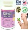 Premium Collagen Peptides 1500 MG Hydrolyzed Anti-Aging (Types I,II,III,V,X)