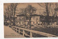 Sakrow Restaurant Zum Dr Faust Vintage Postcard Germany 400a
