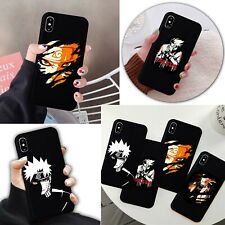 Cool Case Cover Cartoon Anime Naruto Kakashi For iPhone 7 8 X XS XR 11 PRO MAX