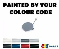 BMW M3 M4 F80 F82 F83 FRONT BUMPER TOW HOOK EYE COVER PAINTED BY YOUR COLOR CODE