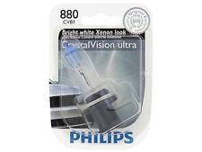 1x NEW PHILIPS CRYSTAL VISION 880 880CVB1 HEADLIGHT FOGLIGHT MADE IN GERMANY