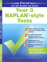 Excel Naplan Style Test Year 3 - 2020 New Edition