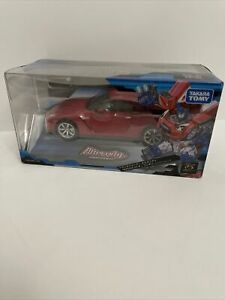 Transformers 25 Years Alternity Nissan GT-R Convoy A-01 Takara Tomy 2009 Red NEW