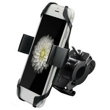 Universal Motorcycle, Bike Phone Mount Cell Phone Holder with 360° Rotation