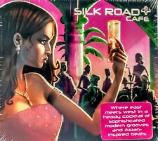 """SILK ROAD CAFE - CD - """" NEW, FACTORY SEALED """" - DANCE / ELECTRONICA"""