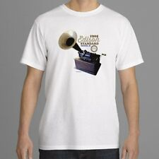 """Spin Alley """"The Icons"""" Edison Standard Model B Phonograph T-Shirt - XXL and XXXL"""