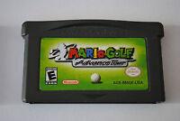 Jeu MARIO GOLD ADVANCE TOUR pour Nintendo Game Boy Advance GBA