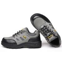 bottes de travail de sécurité chaussures de protection embout en acier