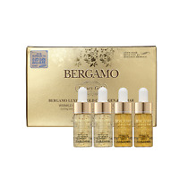 [BERGAMO] Luxury Gold Collagen & Caviar Intensive Repair Ampoule Set 1pack(4ea)