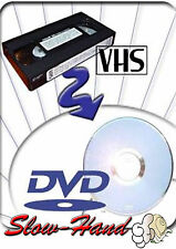 Trasferimento VHS HI8 VHSC DIGITAL8  VIDEO8 a File