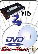 Trasferimento VHS HI8 VHSC DIGITAL8  VIDEO8 a File