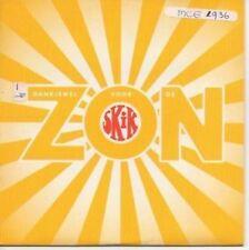 (AE219) Skik, Dankjewel Voor De Zon - 2002 CD