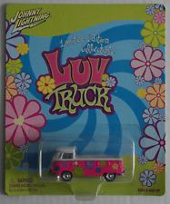 """Johnny Lightning – VW T1 Pritsche pink/weiß """"Luv Truck"""" Neu/OVP"""