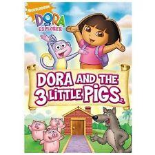 Dora the Explorer - Dora and the 3 Little Pigs (DVD, 2009)